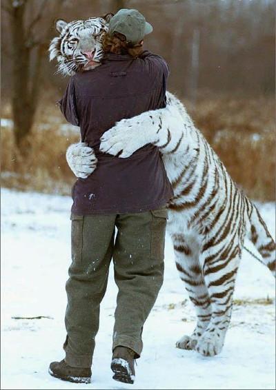 Abrazo peligroso