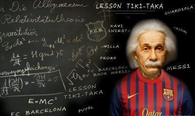 Un genio del FC Barcelona