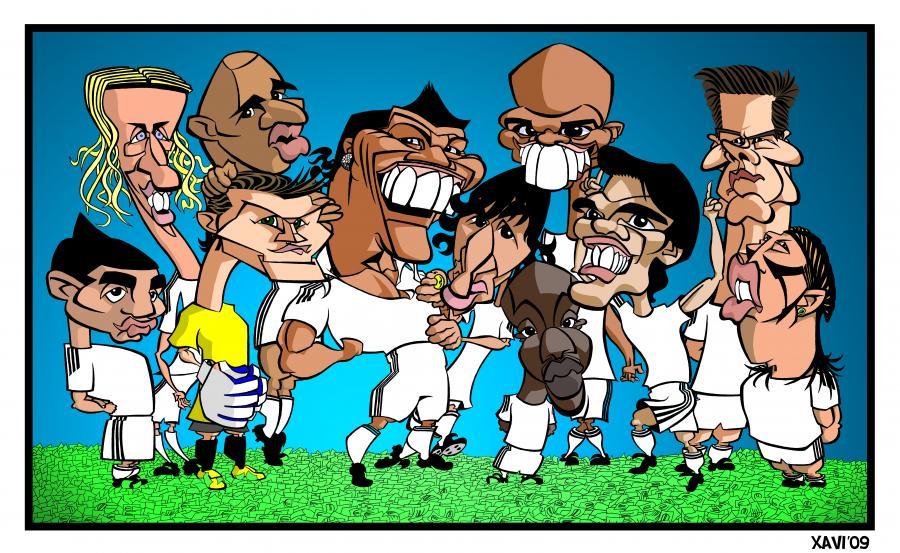 Jugadores del Real Madrid 3