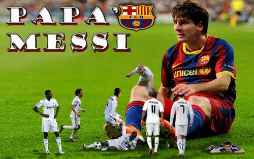 Papa Messi