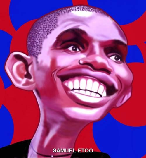 Samuel Etoo