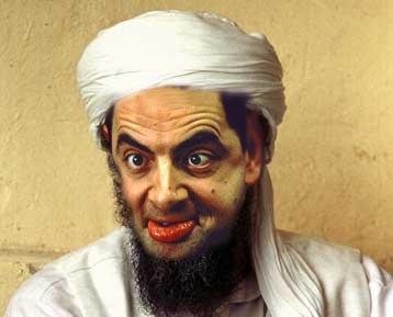 Bin Mr. Bean Laden (Rowan Atkinson)