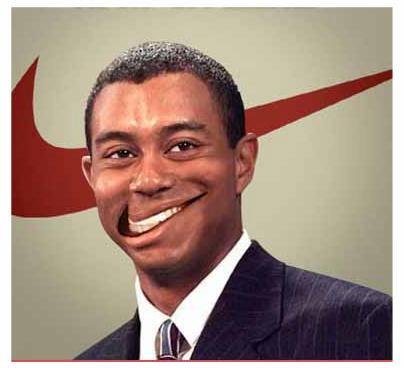 Tiger Woods (Nike)