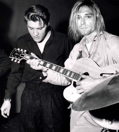 Elvis no esta muerto