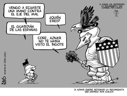 Aznar caballero