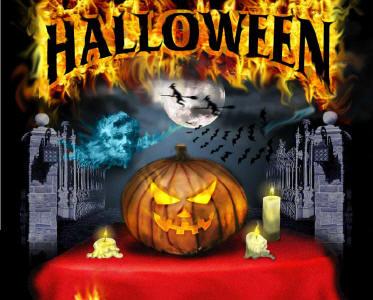 Altar a Halloween