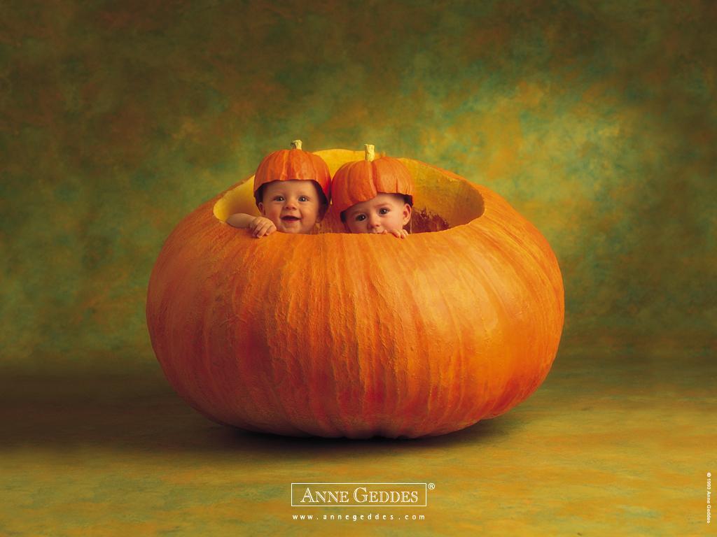 Anne Geddes - Bebe Halloween
