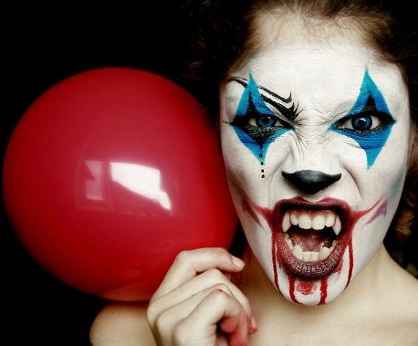 Chica de Halloween