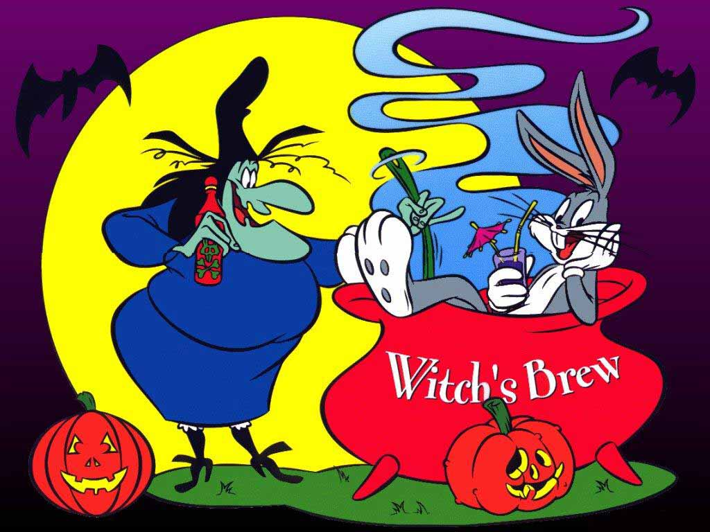 Halloween - El caldo de la bruja