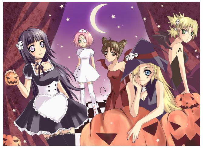 Halloween by hyatt ayanami