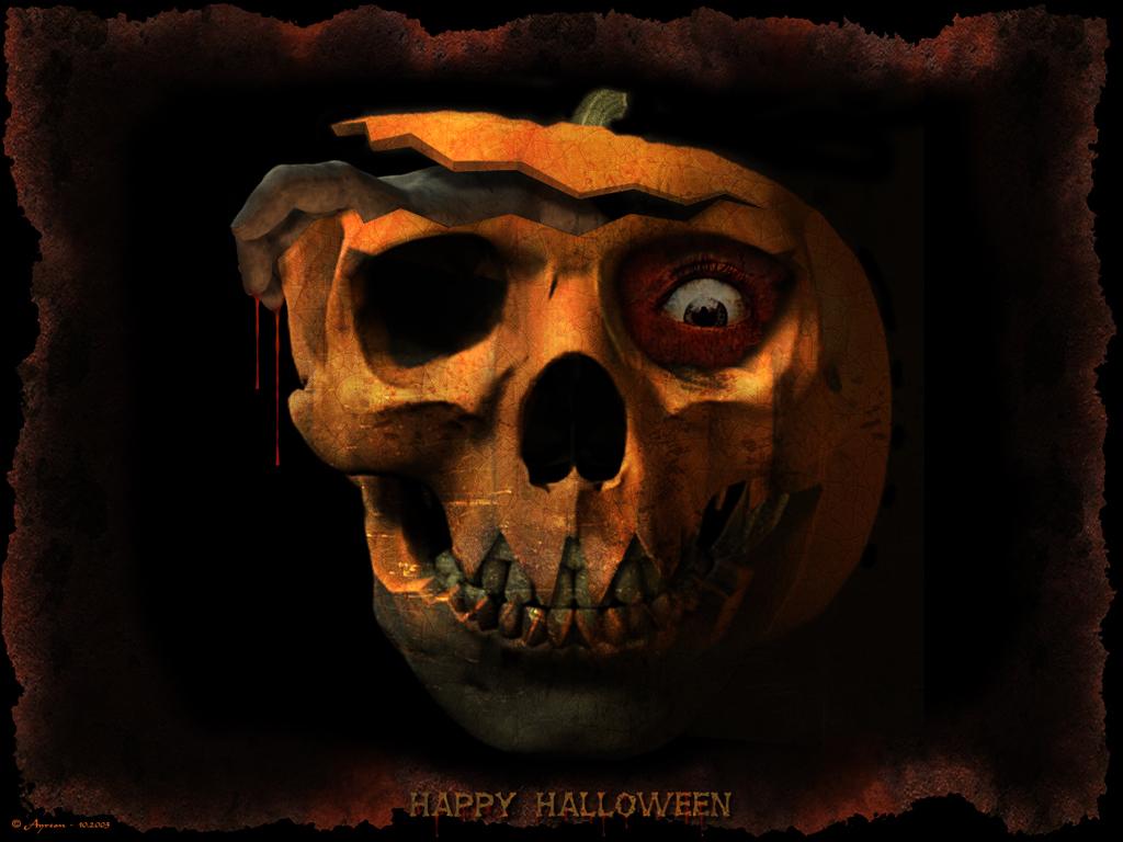 Happy Halloween zucca