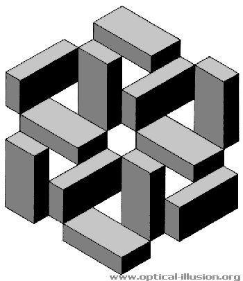 Impossible blocks.