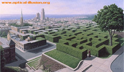 City of hedges.