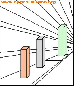Three rods have equal length.