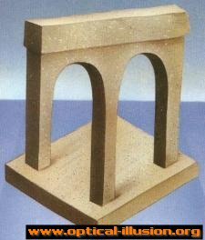 Impossible structure