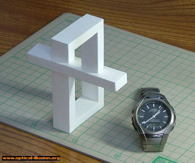 Impossible object.