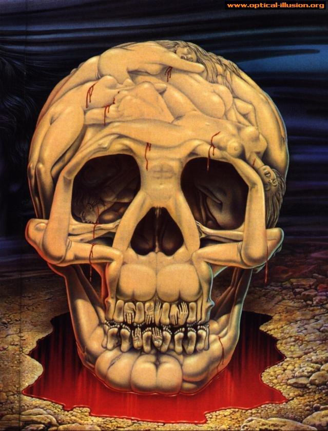 Skull and Women