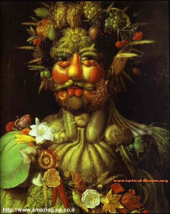 Fruit man.