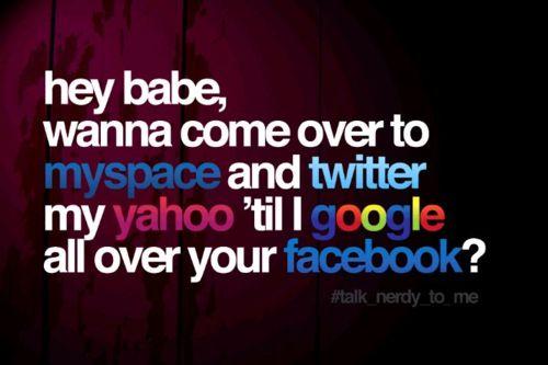 Redes sociales guarras