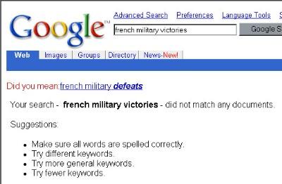 google french