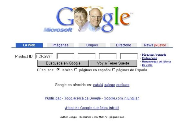 normal mas google