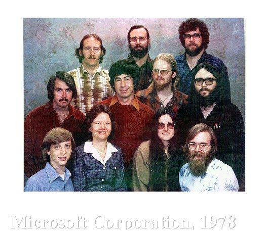 Familia Microsoft