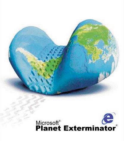 Planet Exterminator