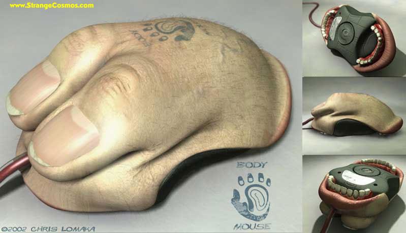 Raton humano