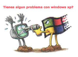 Problemas con Windows