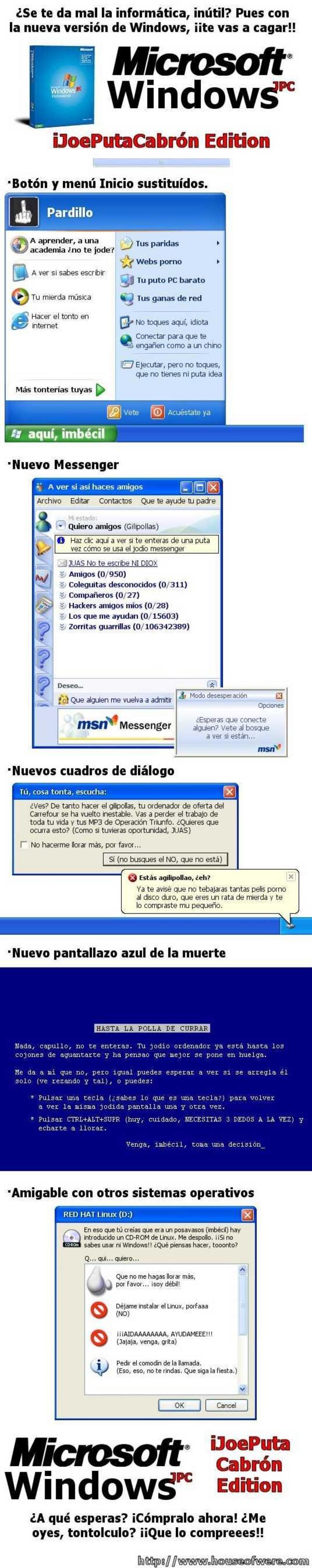 Windows JPC