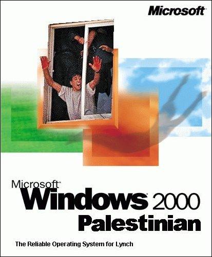 Windows palestino
