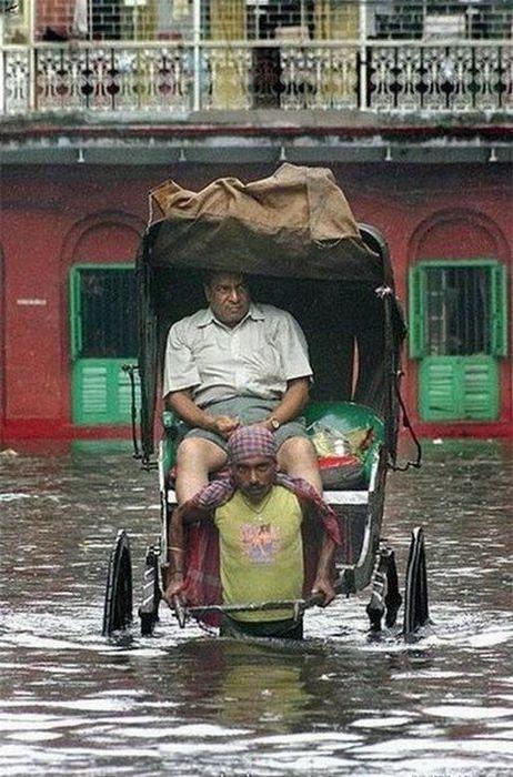 taxi-en-el-agua
