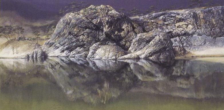 Lago de Birmania