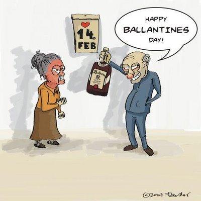 Happy Ballantines Day