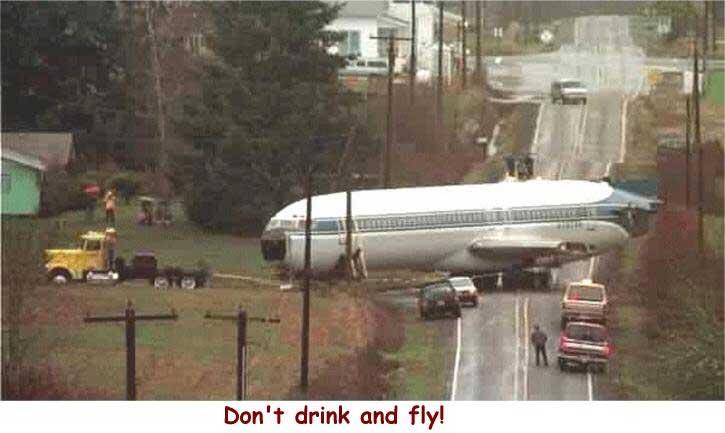 No bebas y conduzcas