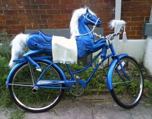 Caballocicleta