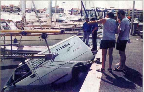 Hundimiento del Titanic