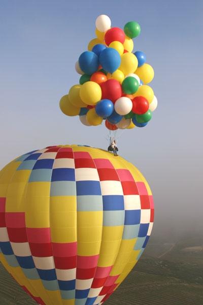 Globo con globos