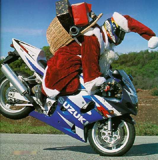 El frenazo de Papa Noel