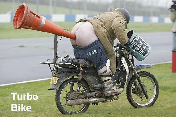 Moto-turbo
