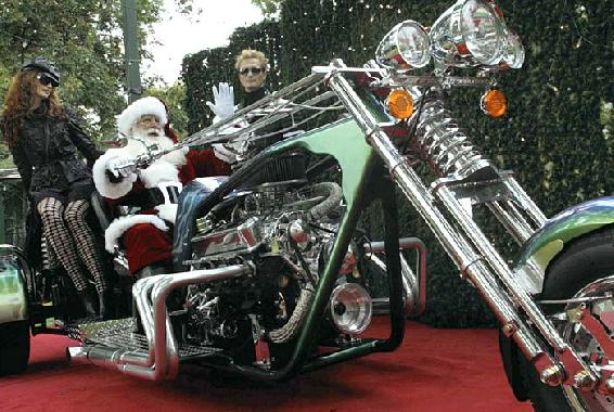 Papa Noel custom