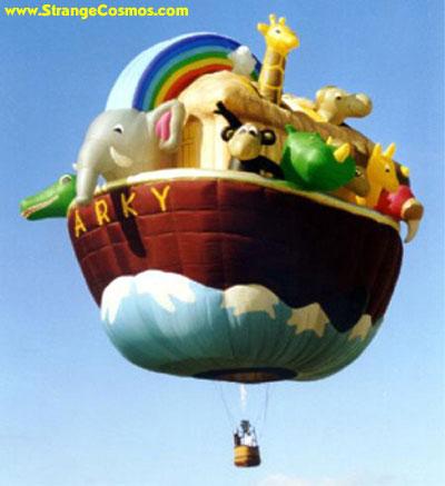 El globo de Noe