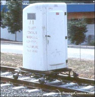 El servicio del ferroviario