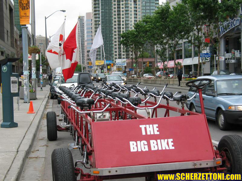 the big bike