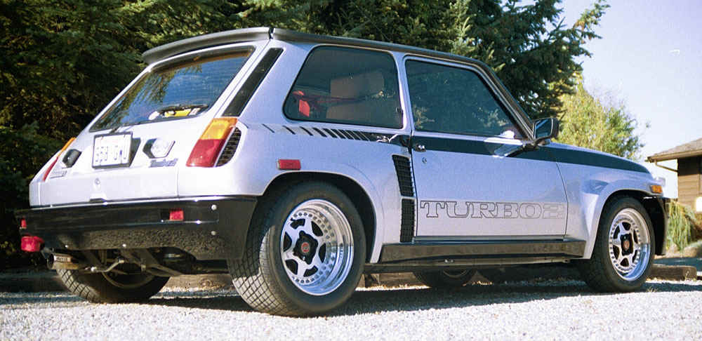 Fotos-Humor - Tuning - 1984 renault 5 turbo 2