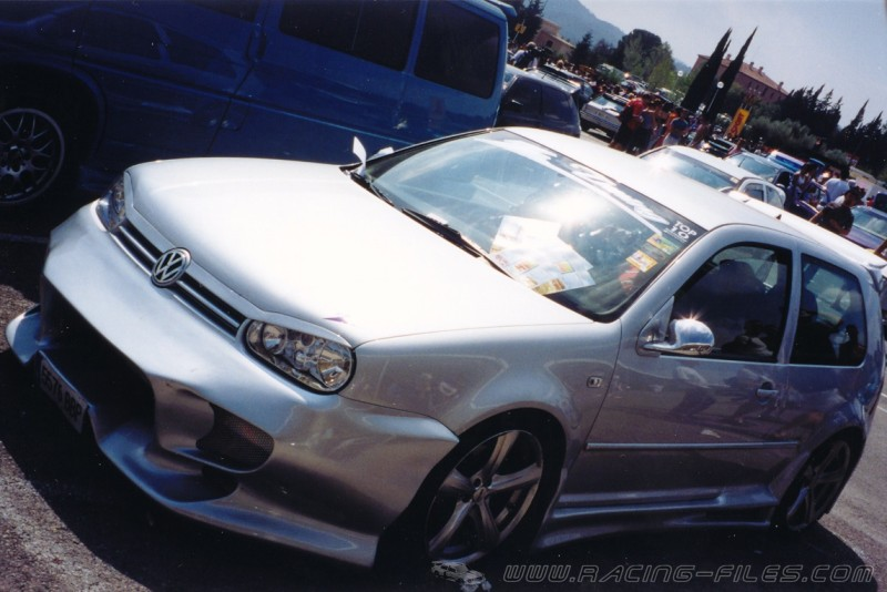 VW Golf IV-Maxi Tuning Show-Montmelo