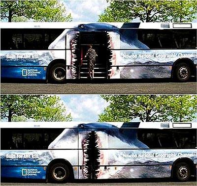 Autobus-tiburon