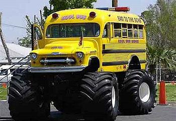 Autobus todo-terreno
