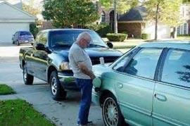 Combustible en tiempos de crisis