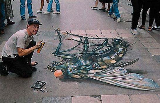 Pinturas en la calle 01
